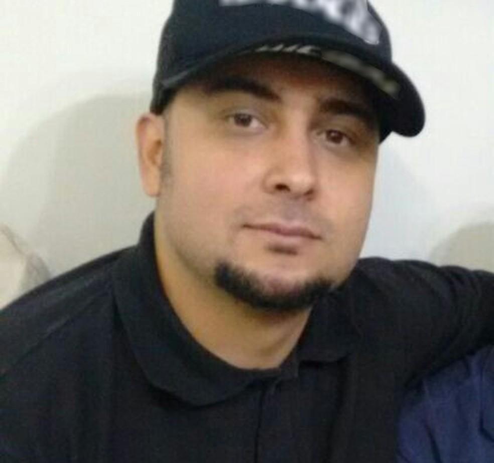 Polícia investiga morte de motorista da Uber em São José do Campos (Foto: Arquivo pessoal)