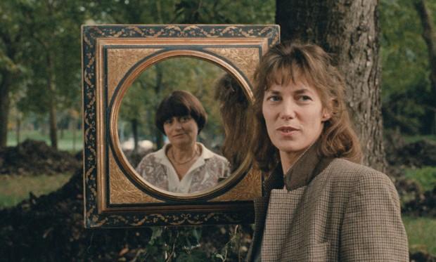 Agnès Varda and Jane Birkin in Jane B. par Agnès V.© Cinelicious Pics (Foto: Divulgação)