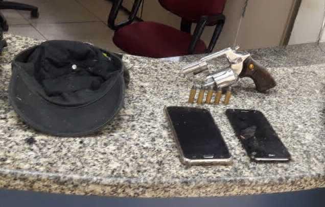 Suspeito morre e outro é preso após confronto com a polícia em Volta Redonda