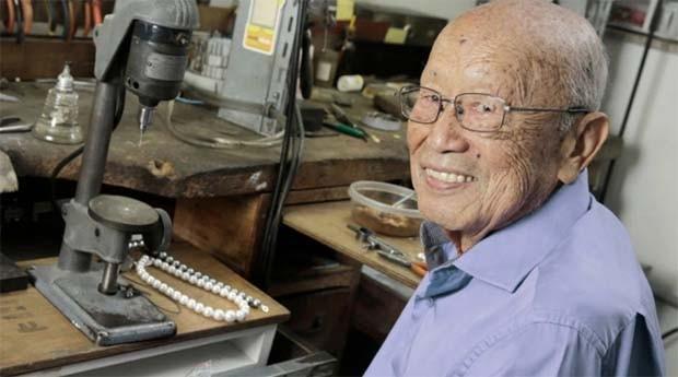 Joalheiro Julio Okubo faleceu aos 93 anos  (Foto: Divulgação/Julio Okubo Joias)
