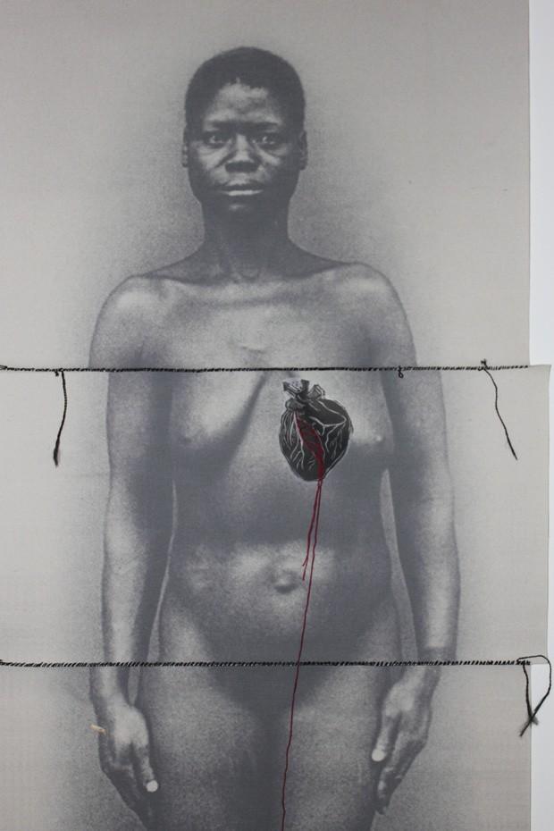 Pinacoteca encerra ano dedicado às mulheres com obras de Rosana Paulino (Foto: Divulgação)
