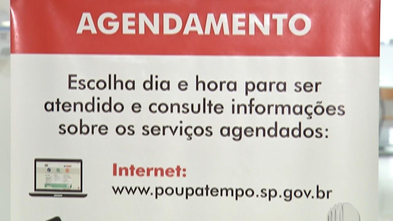 Poupatempo faz inscrição para a matrícula de alunos na rede pública