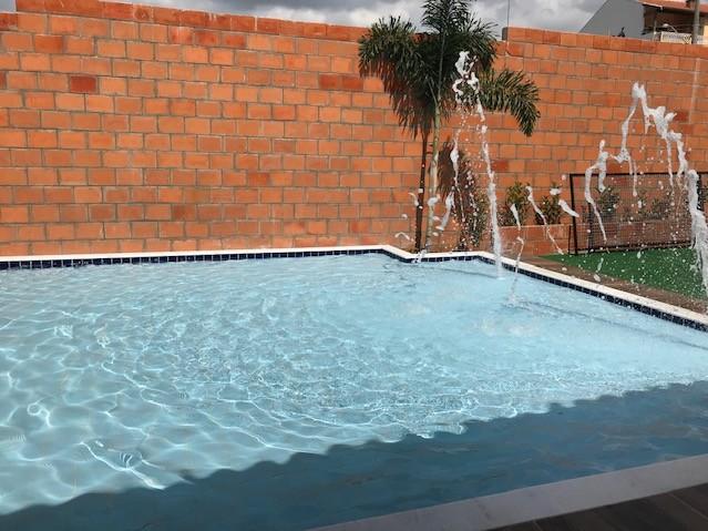 A piscina do local (Foto: Divulgação)