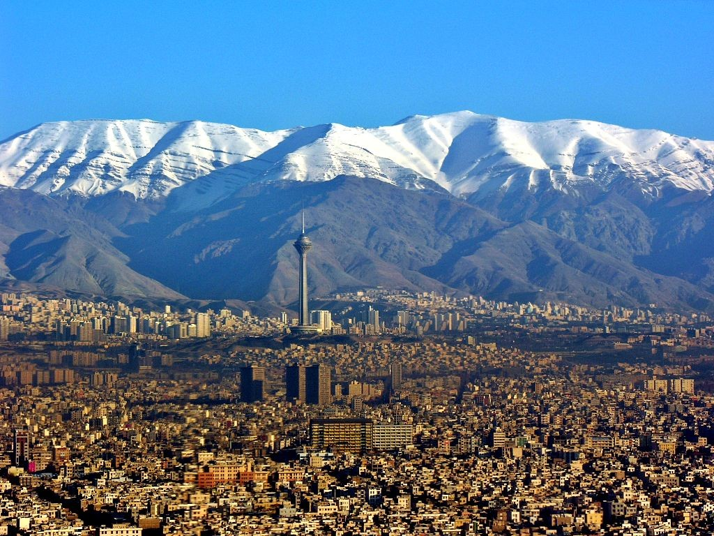Teerã, capital do Irã (Foto: Wikimedia Commons)