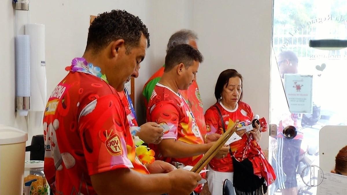 Campanha incentiva doação de sangue em Cabo Frio, RJ, e dá certificado que pode ser trocado por abadá de Carnaval