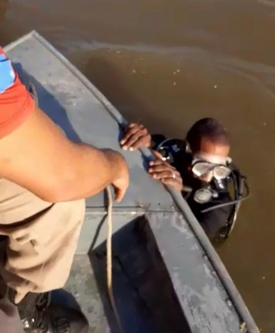 Corpo de adolescente que se afogou nas águas do Rio Paraguai é encontrado nesta segunda-feira