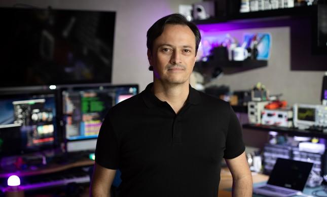 Manoel Lemos, sócio diretor da Redpoint eventures