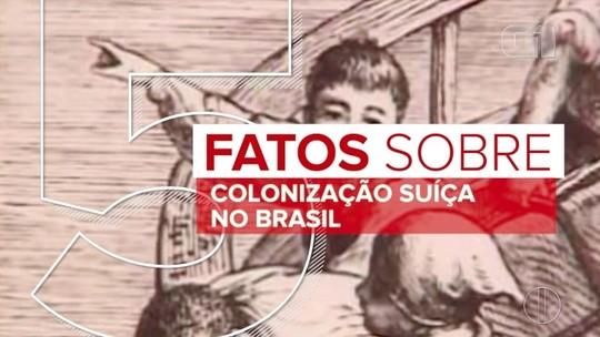 Veja 5 fatos sobre a colonização suíça no Brasil e chegada a terras friburguenses, no RJ