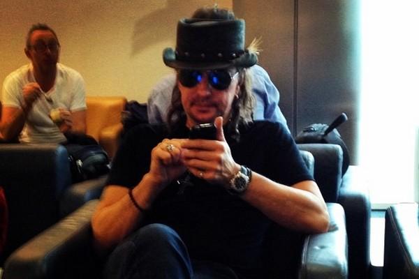 O músico Richie Sambora (Foto: Instagram)