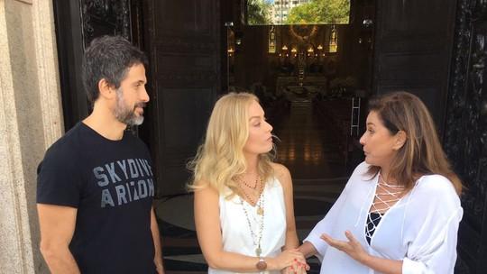 'Estrelas do Brasil': Eriberto Leão visita Belém; confira!