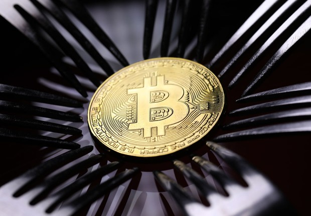 Bitcoin ; blockchain (Foto: Dan Kitwood/Getty Images)