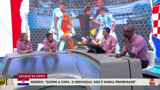 Grafite diz que Modric está um passo à frente de Mbappé por prêmio de melhor do mundo