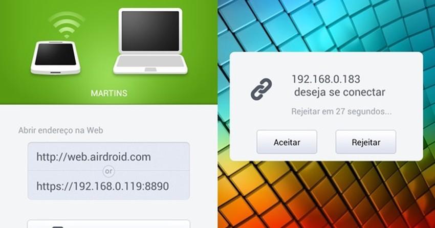 Aprenda a acessar um smartphone Android pelo computador