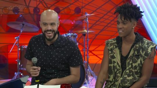 Confira o ensaio de Juliano Barreto e Vinicius D'Black para as 'Batalhas'