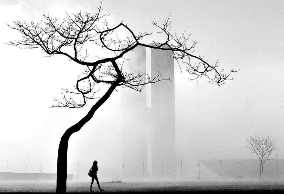 Vencedor do Prêmio Olhar Brasília - 2º lugar categoria profissional — Foto: Gustavo Moreno