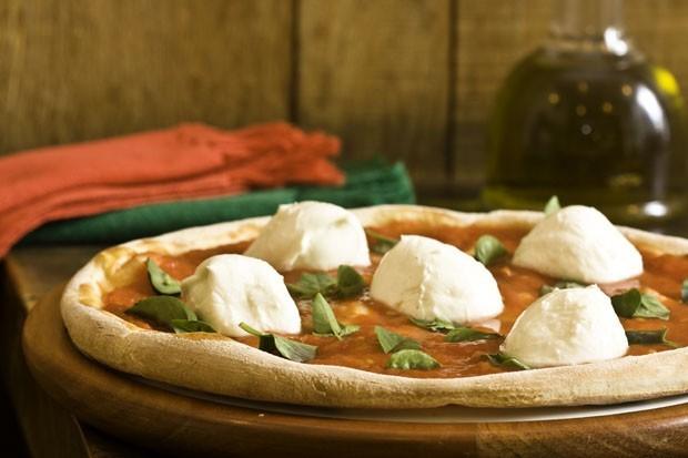 Pizza Nápoli: receita sem complicação (Foto: Divulgação )