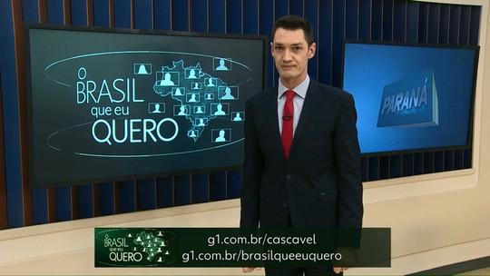 Que Brasil você quer para o futuro?