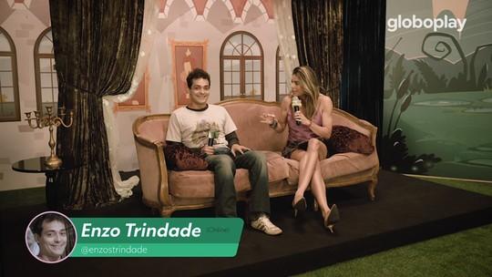 'Shippados': Veja participação de Enzo em programa de Daniella Cicarelli