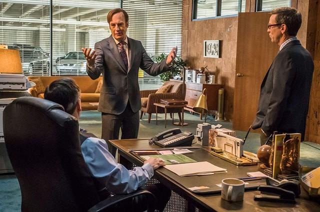 Cena de 'Better Call Saul' (Foto: Divulgação)