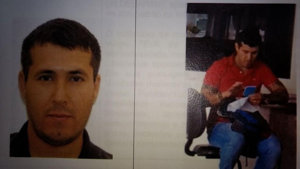 Erik da Silva Ferraz foi morto em confronto com a Polícia Federal (Foto: Ascom/PF)