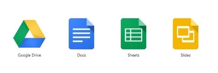 Google Drive com Docs, Sheets e Slides (Foto: Divulgação/Google)