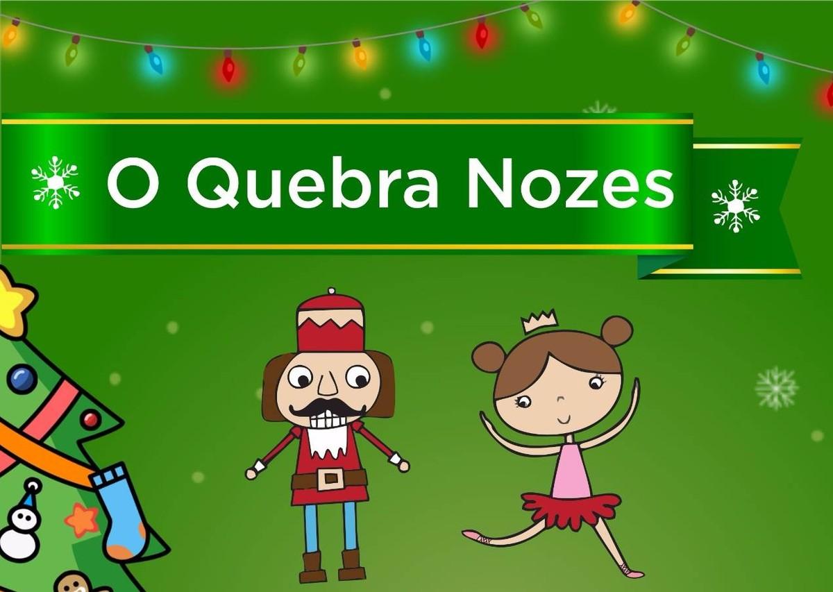 Espetáculo Quebra-Nozes é encenado nesta quinta (14) em Caruaru