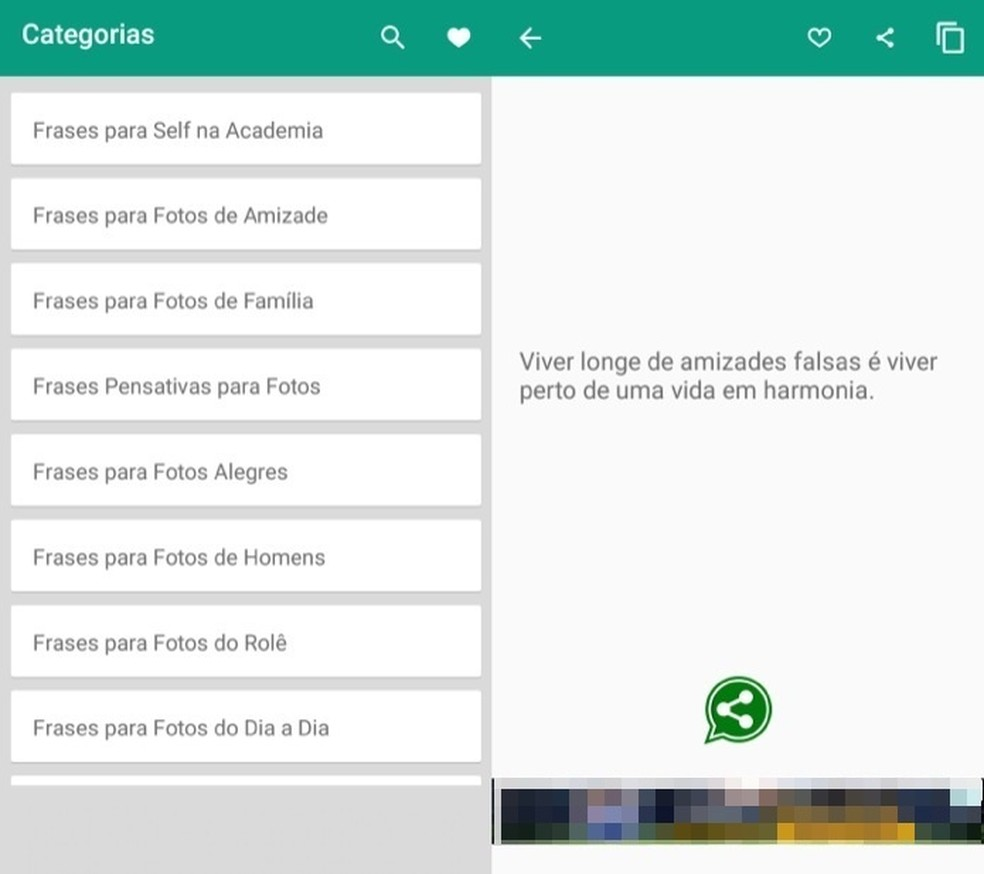 Frases Para Instagram Veja Seis Apps Com Mensagens Para