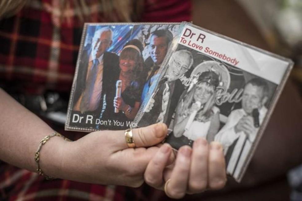 Ao longo da vida, Rachel fez várias apresentações musicais (Foto: Divulgação/BBC)