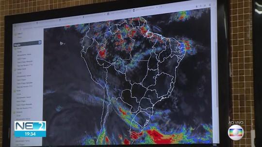 Chuva continua no Grande Recife e na Zona da Mata, diz Apac