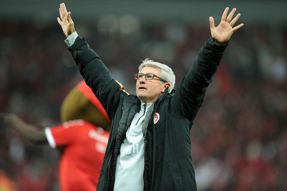 Odair comemora noite perfeita e diz que Inter joga como campeão: