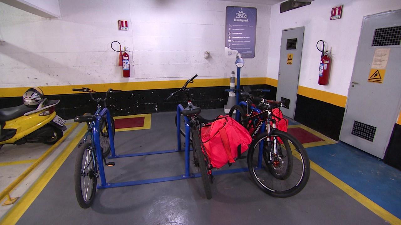 Estacionamento seguro para bicicletas é foco de startup em São Paulo
