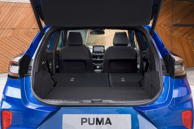 Ford Puma (Foto: Divulgação)
