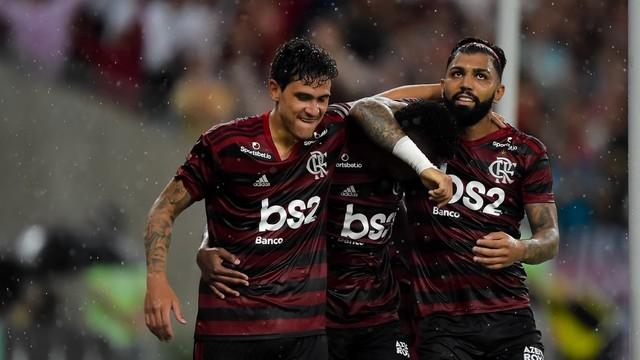 Flamengo Resende Pedro Bruno Henrique Gabigol