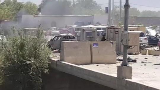 Ataque do Talibã deixa 48 mortos no Afeganistão