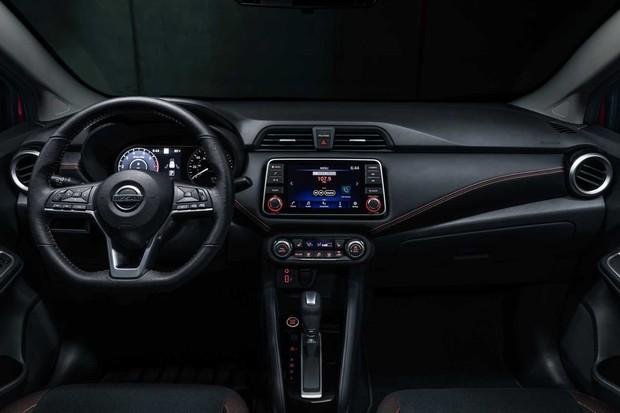 Nissan Versa 2020 (Foto: Divulgação)