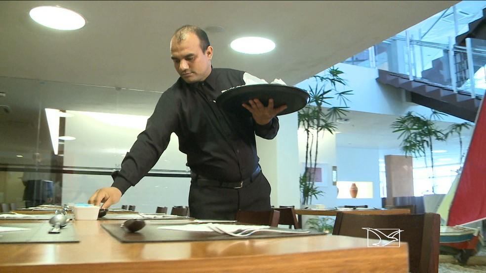 Estratégias de atendimento no turismo será um dos cursos oferecidos pela Setur — Foto: Reprodução/TV Mirante