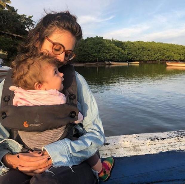 Giovanna Nader e Marieta (Foto: Reprodução/Instagram)