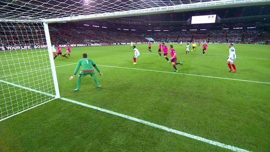 Fifa abre processo contra Inglaterra e Escócia por homenagem no uniforme