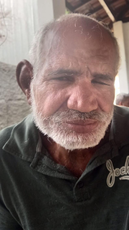 Secretaria de Assistência Social de Porto Real localiza familiares de homem perdido