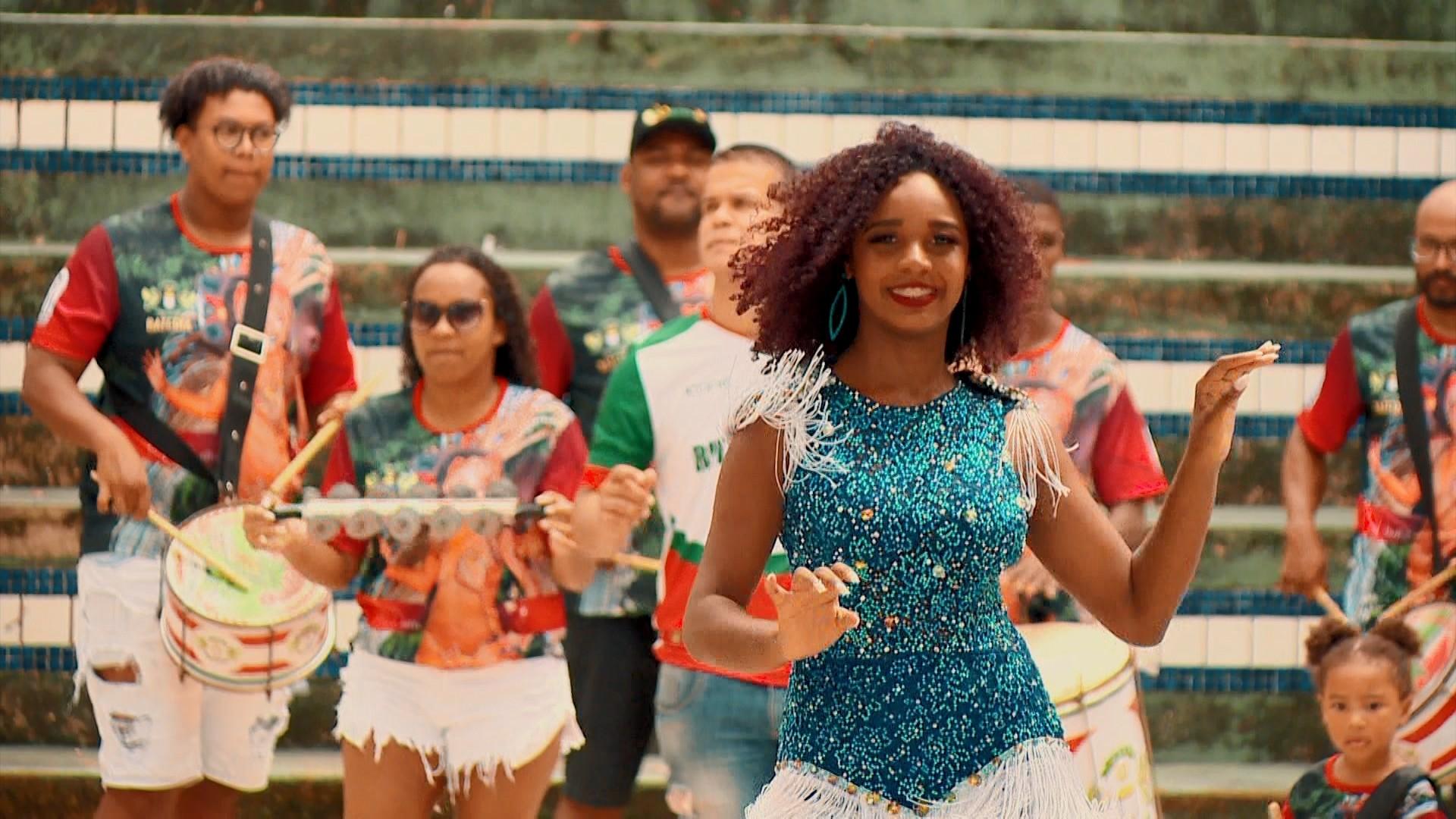 Garota do Samba 2020: conheça a representante da Unidos da Piedade