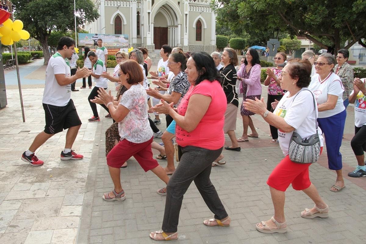 'Semana da Saúde em Movimento' é realizada em Afogados da Ingazeira