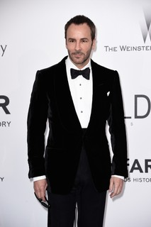 Indicado - Designer de menswear - Tom Ford