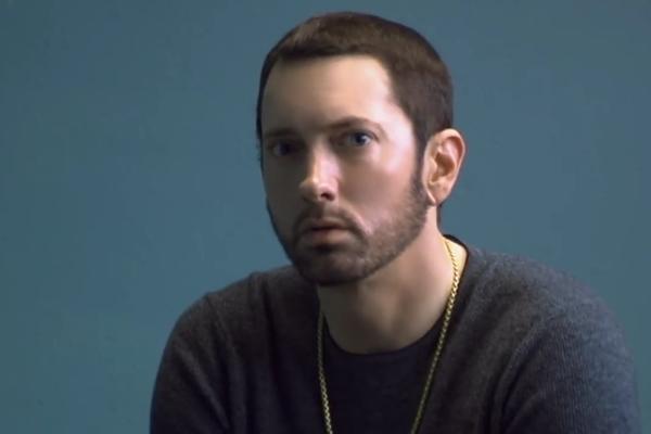 O rapper Eminem (Foto: Reprodução)