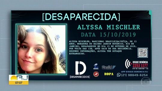 Adolescente desaparece no Rio; celular foi achado em rodoviária