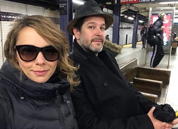 Murilo Benício e Débora Falabella (Foto: Reprodução/Instagram)