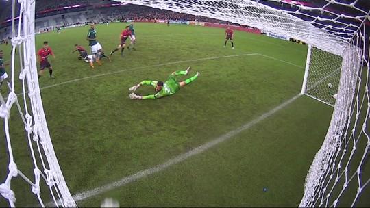 Athletico-PR x Coritiba - Campeonato Paranaense 2019 - globoesporte.com