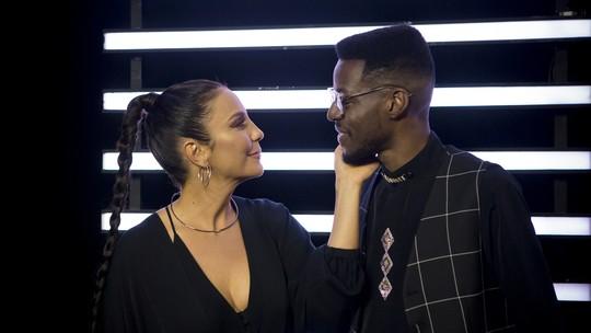 Relembre a trajetória de Kevin Ndjana no 'The Voice Brasil'