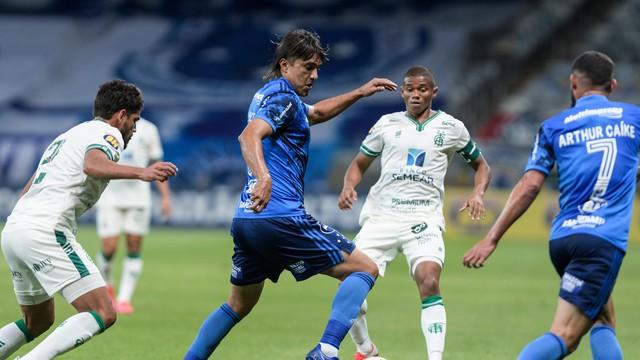 Marcelo Moreno; Cruzeiro x América-MG