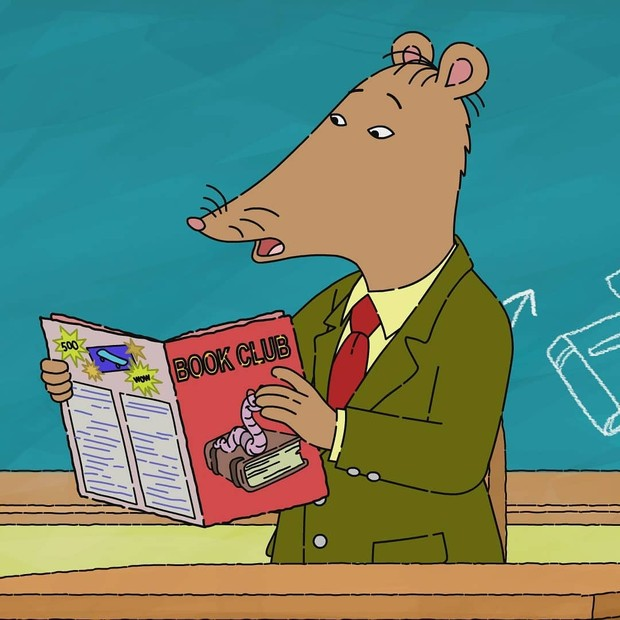 Sr. Ratburn se revela gay na animação infantil Arthur (Foto: PBS Kids)