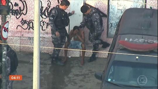 Tiroteio no Jacarezinho, no RJ, termina com quatro mortes